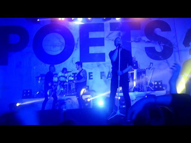 Poets of the Fall – Locking Up The Sun (Live at Saint-Petersburg