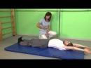 Лечебная гимнастика при остеохондрозе позвоночника. Фитнес ТВ