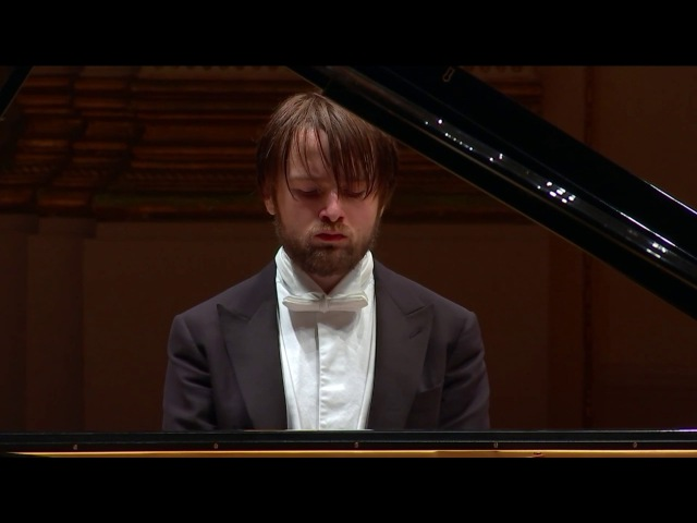 Daniil Trifonov plays Shostakovich: Prelude and Fugue in D Minor no. 24