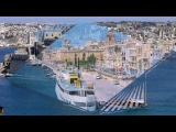 Валлета. Столица Мальты.  Valleta.Stolitsa Malta.