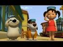 Английский язык для малышей - Мяу-Мяу - сборник серий - 16 - 20 серии - учим английский