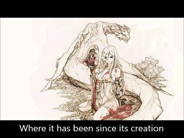 Drakengard 3 OST ~ 31 - Emi Evans ~ Kuroi Uta - The Black Song (International Version)