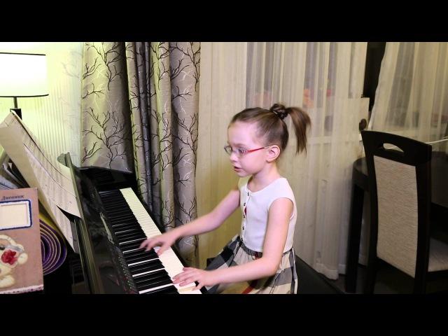 ГИМН СССР ( cover группы 5nizza ) Виктория Викторовна 7 лет