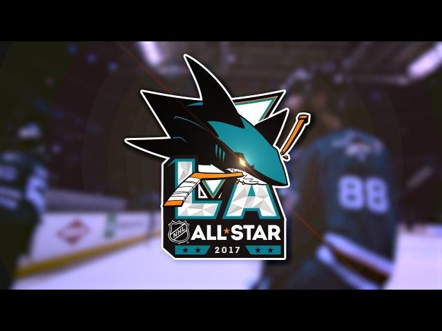 2017 San Jose Sharks All-Stars