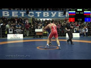 Grand Prix Ivan Poddubny - 2017. Day 1. Mat A