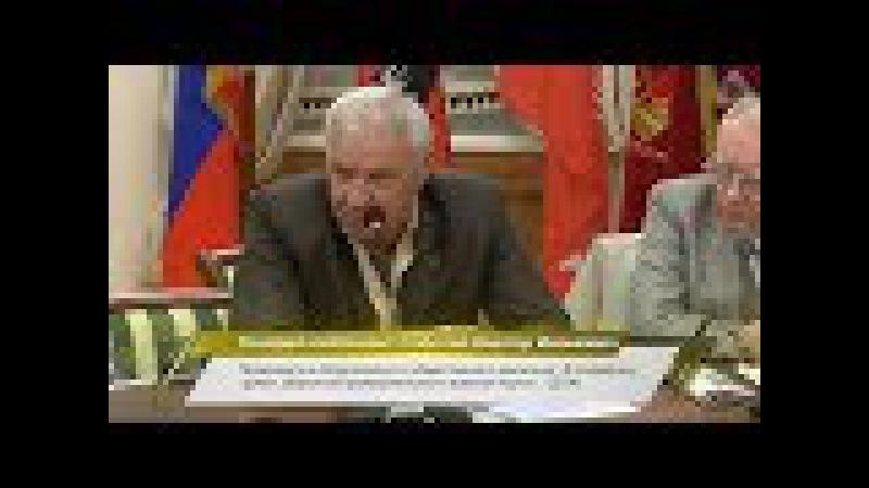 Правда о состоянии Армии. Сильное выступление генерал-лейтенанта В.И.Соболева