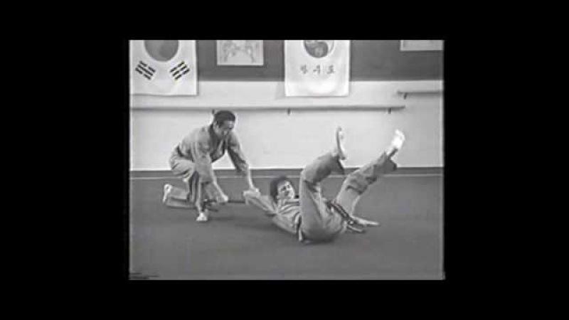 Korean Martial Arts Old Video - Hanmudo (Dr. He-Young Kimm, Hapkido, Taekwondo)