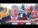 Жителям Рыбинска продемонстрировали коммунальную технику