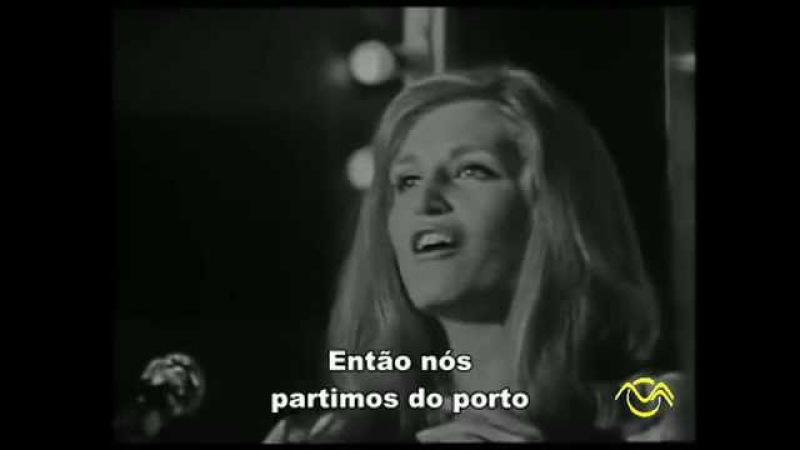 DALIDA - Concerto pour une voix Lyrics Português