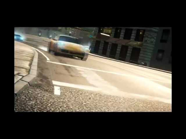 NFS Most Wanted 2 клип от RePROJ V_S*n0w~