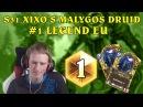 S31 Xixo's Malygos Druid | Hearthstone Yogg Nerf
