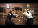 Ogawa Ryu Kenjutsu Toritake Juliana Galende Class Moments 2014
