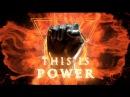 Hardwell & KSHMR - Power (Official Lyric Video)