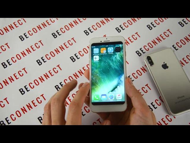 Копия айфон iPhone X 10 8 отзывы купить китайский реплика эппл apple