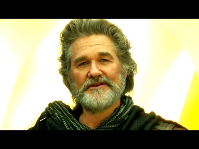 GUARDIANS OF THE GALAXY VOL. 2 Movie Clip - Ego (2017) Kurt Russell Marvel Movie HD