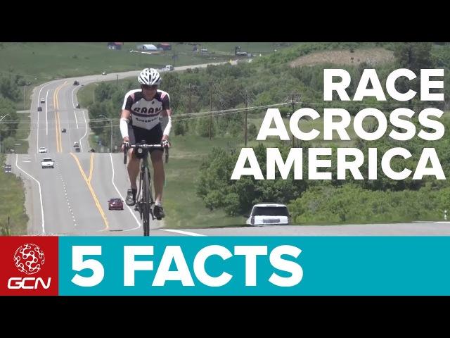 Top 5 Race Across America (RAAM) Facts