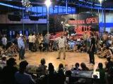 Ukrainian Open Battle 2 (2009) Popping 2x2 Shah &amp Maks (win)