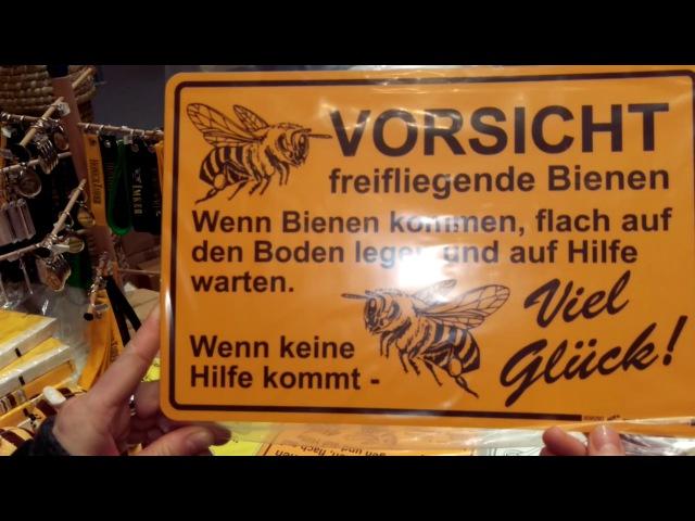 Выставка пчелоинвентаря, Celle 21.01.17