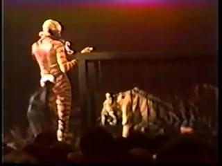 Grace Jones - Do Or Die (At The Roseland Ballroom N.Y.C. 1978)