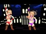 【東方MMD】かわいいアリスと魔理沙でメグメグファイアー☆エンドレスナイト