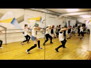 Hendrix Studio Улица 1905 года. Танцевальный зал № 20. Танцы в Москве! Coverdance / kpop / dancecover / kpopcover.