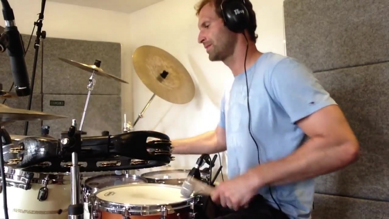 COLDPLAY Clocks live from austin cover by Petr Cech