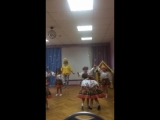 Танец калинка-малинка
