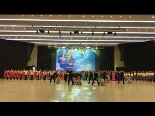 лед и пламень кадетский бал 2017г