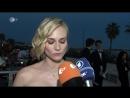Diane Kruger im Interview - ZDFmediathek