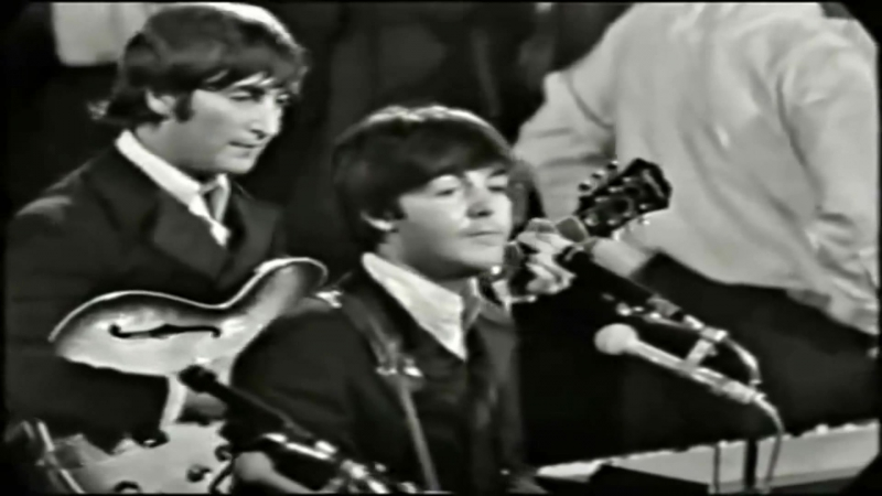 The Beatles - Yesterday (Live in Germany) [1080p]