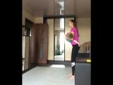 Тренировка дома с ребёнком