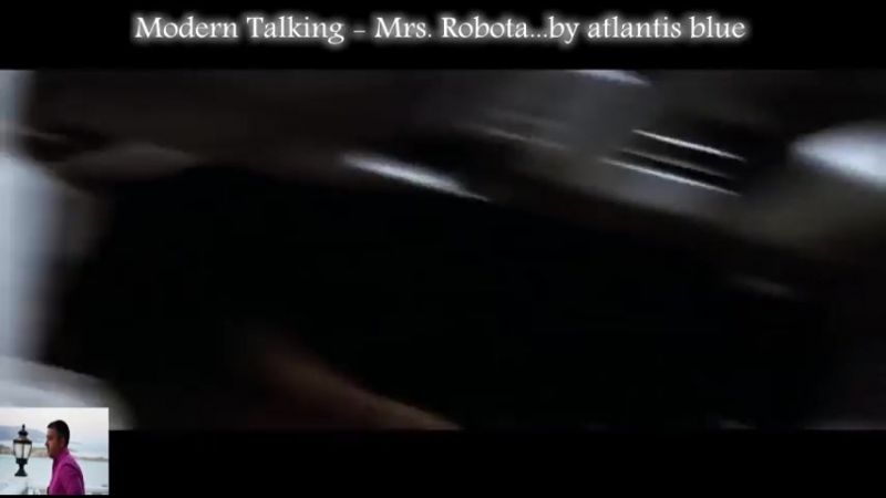 Modern Talking - Mrs. Robota without a heart (Atlantis Blue New Maxi 80s Remix 2016)