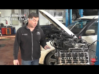 Обзор бензинового двигателя 4.4 AJ на Range Rover, Range Rover Sport и Discovery 3