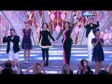Наташа Королева и Наталия Медведева - Танцуй, Россия! (Голубой огонек 2017, Россия 1, 01.01.2017)