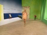 Утренняя гимнастика с Екатериной Серебрянской _ЛАТИНО_танцевальная разминка  (4)