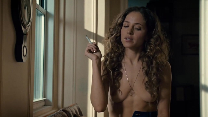 Margarita Levieva nude in - The Deuce S01E01