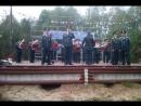Выступление духовного оркестра Военной академии РХБЗ имени С К Тимошенко в парке Сказка 24 09 2017