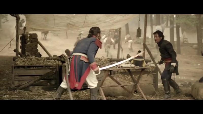 Битва при Сан-Хасинто /Восстание Техаса