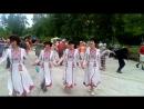 Флешмоб Тургояк наш седой Тургояк слет школа трезвенников 2017 5