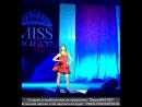 Показ платьев мама-дочка от Caramella на конкурсе красоты мисс SIBGU 2017