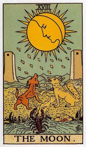 аркан таро луна и солнце два в одном