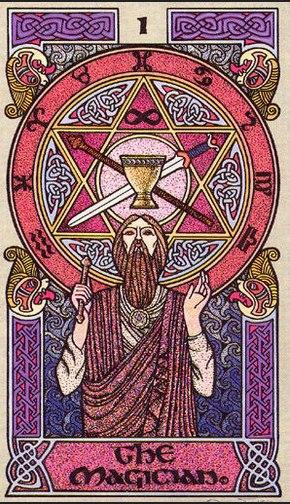 Аркан 1 Волшебник