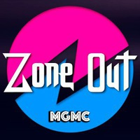 Логотип ZONE OUT - Moscow Glam Metal Crew