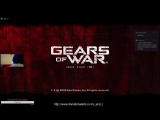 Gears of War. XBox360. Co-op с Nameless. Стрим 1.