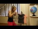 "9-летняя девочка вундеркинд бокса (221 удар за 30 секунд) by ""humordoslez"""