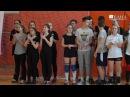 Спартакиада трудовых отрядов Волейбол