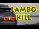 600HP R32 GTR Lambo kill