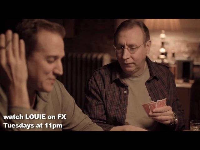 Louie's Poker scene