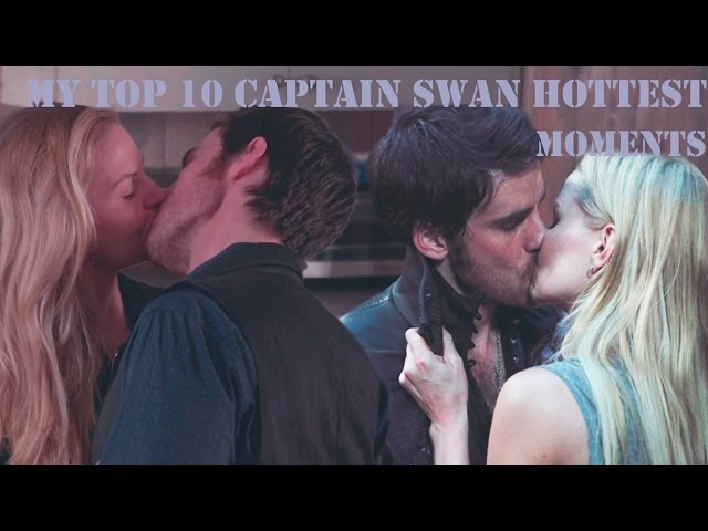 My Top 10 Captain Swan HOTTEST Moments 6x18