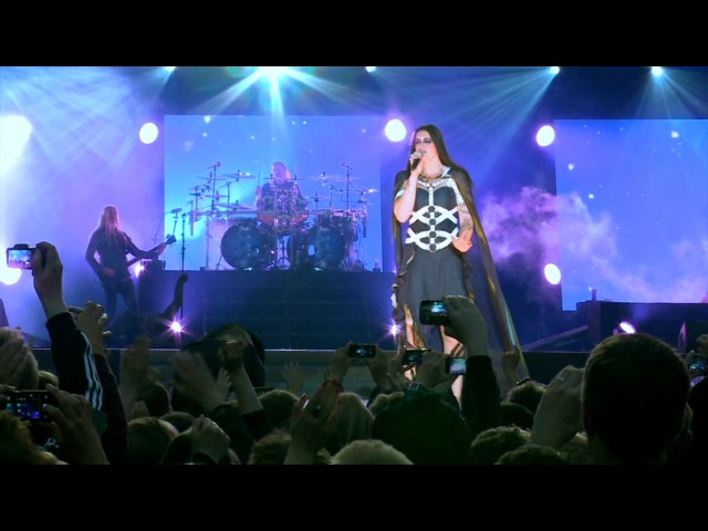 Nightwish Sleeping Sun Live In Tampere Finland 2015